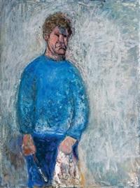 self portrait by gandy brodie