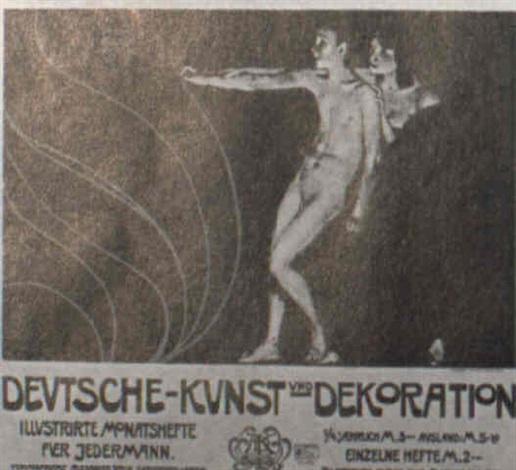 deutsche kunst und dekoration by joseph rudolf witzel