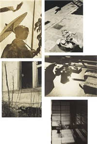 selected images (5 works) by shikanosuke yagaki