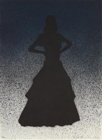 bailarina (from portfolio california) by ed ruscha