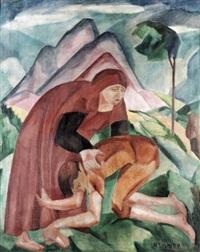 die verbegung (absolution) by herrmann lismann