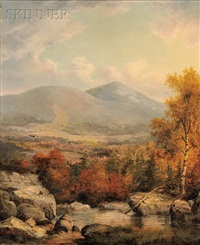 mt. washington n.h. by john white allen scott