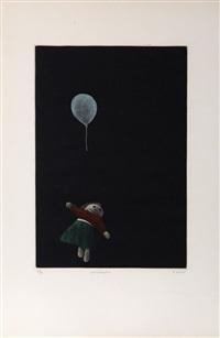 doll and balloon by tomoe yokoi