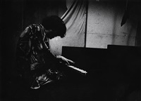 untitled (jazz musician) by w. eugene smith