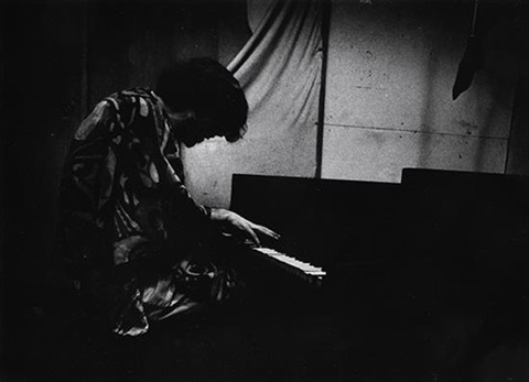 untitled jazz musician by w eugene smith
