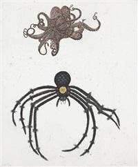 untitled (for david wojnarowicz) (from 1989, portfolio) by kiki smith