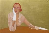 portrait de femme by michelle pilhan