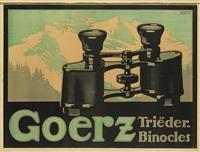 goerz trieder binocles by martin and walter lehmann-steglitz
