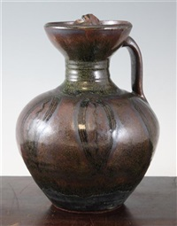 abuja water jug by ladi kwali