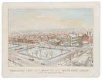 northeast view from broad st. and south by david johnston kennedy