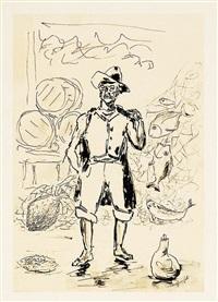 pescador by oswald goeldi