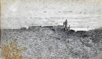 paesaggio by federico cortese