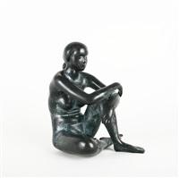 sitting by arno breker