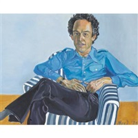 untitled by alice neel