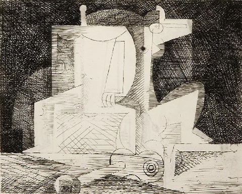 cherchant la fortune various works by louis marcoussis