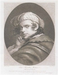 john hamilton mortimer, historical painter by robert blyth