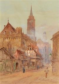 frankfurt cathedral by ernest nevill