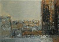 ruines toscanes by francois xavier fagniez