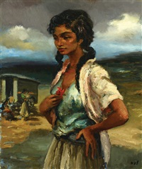 gypsy by marcel dyf