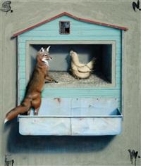 fox foil by graeme k. townsend