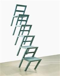 chair transformation #20b by lucas samaras