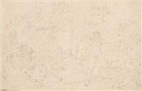 neptun besänftigt die winde by raymond de lafage