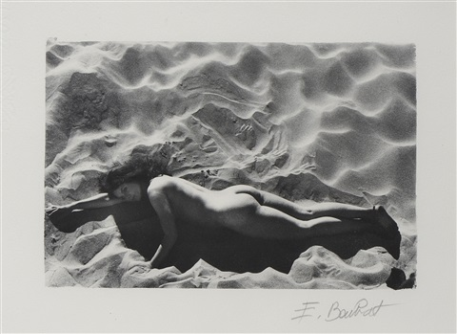 nu 2 by edouard boubat