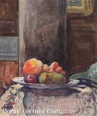 still life with fruit by william forsyth