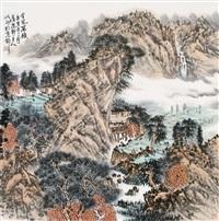 金风万赖 by liu fangjin