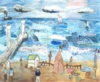 la plage by carlos nadal