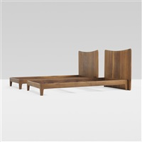 twin beds (pair) by sam maloof