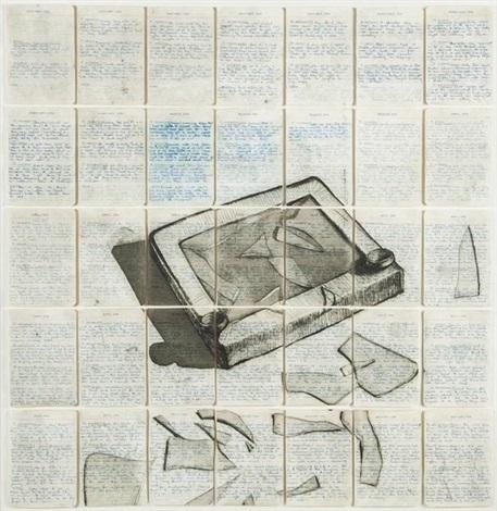 etch-a-sketch (october) by oliver clegg