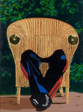 la silla de yalta by eduardo arroyo
