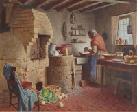 a good appetite; and preparing the meal (pair) by henry edward spernon tozer
