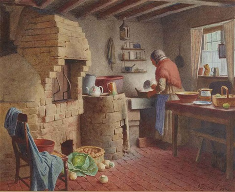 a good appetite and preparing the meal pair by henry edward spernon tozer