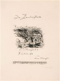 peripheral sketches on mozart´s