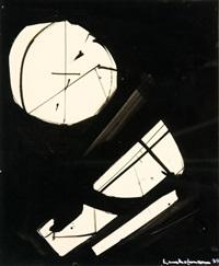 orbiting fragments #1289 by hans hofmann