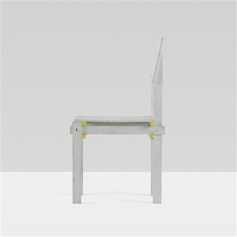 military chair 1 by gerrit rietveld