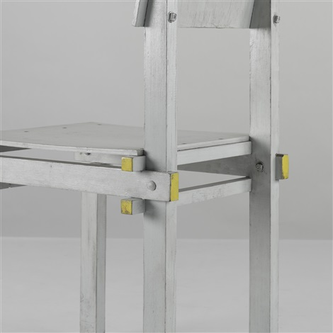 military chair 1 by gerrit thomas rietveld