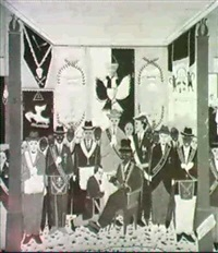 loge haitienne n.6 by sénèque obin