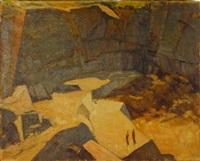 rocks-arizona by yarnall abbott