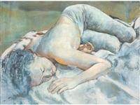 a sleeping child by henry korda