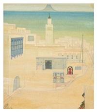 courtyard by jellal ben abdallah
