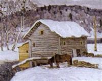 moulin kolkhozien by vladimir bobrov