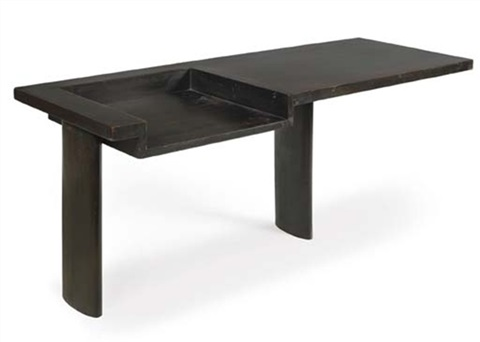 console by balkrishna doshi and pierre jeanneret