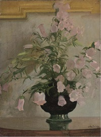 flower study by william oliphant hutchison