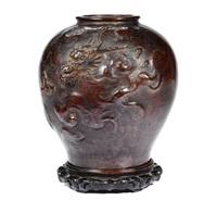 vase by oshima joun