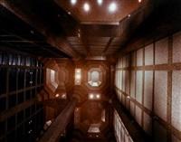 hutton lobby series (6 works) by brian mcnally