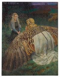 marie et l'ange by hans lietzmann