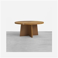 dining table by tommi parzinger